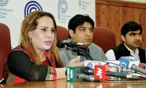 Pakistan issues first third-gender passport for transgender activist