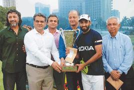 Advance Telecom clinch Karachi Gymkhana title