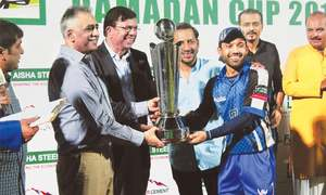 SNGPL wallop Dollar East to retain Naya Nazimabad title