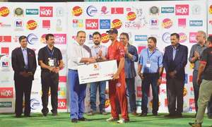 K-Electric edge out SSGC for Corporate Cup crown