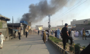 Parachinar twin blasts toll rises to 67