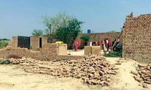 'Illegal' houses razed to retrieve Rs30m state land