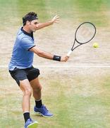 Federer crushes Zverev to grab ninth Halle title
