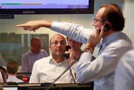 A big problem: markets aren't worried enough