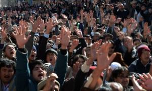 Social media gives voice to Parachinar protesters
