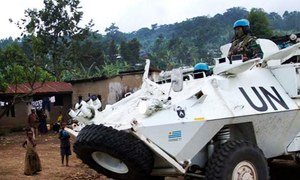 Under US pressure, UN agrees on deep cuts to peacekeeping