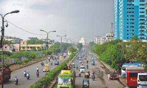 When the rains came down