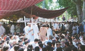 Parachinar families spurn PM's compensation offer
