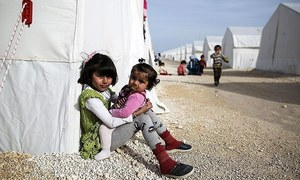 What is EU doing about unaccompanied refugee children?