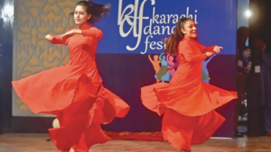 Why is dance as an art considered taboo in Pakistan?