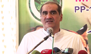 Rafique claims warning to rivals own personal view