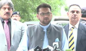 Hussain Nawaz warns JIT against using 'unconstitutional means'