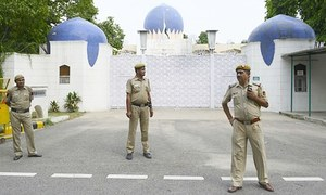 Pakistan High Commission seeks release of Hindu family arrested in India