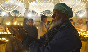 How a Hindu temple was renovated by a Muslim and a Sufi shrine revamped by a Sikh in Pakistan