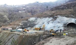 Construction on CPEC project resumes in Battagram after compensation negotiations