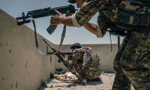 PHOTO ESSAY: THE BATTLE FOR RAQQA