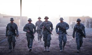 Call for replacing US troops in Afghanistan with contractors
