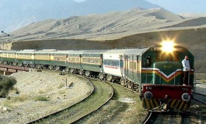 IDB, ECO financing sought for railway projects