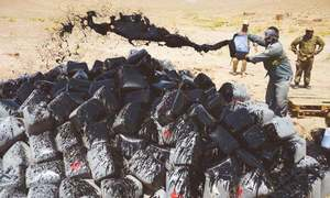 امریکا کا افغانستان میں نجی سیکیورٹی ٹھیکیداروں کی تعیناتی پر غور