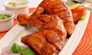 چکن تکہ سب سے پہلے کس نے بنایا؟
