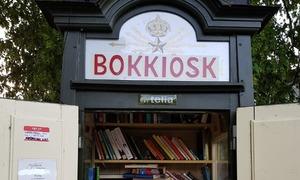 فون بوتھ لائبریری: سوئیڈن میں کتب بینی کا شوق تو دیکھیے