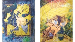 Art exhibition The Otherness explores identity through Firdausi's poem Shahnama
