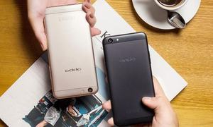 Unboxing the OPPO F3 Black Edition
