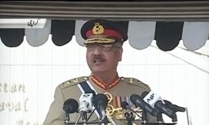 RAW operating from Afghanistan to create unrest in Pakistan: Gen Zubair Hayat