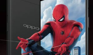 What smartphone should the elusive Peter Parker aka Spiderman have?