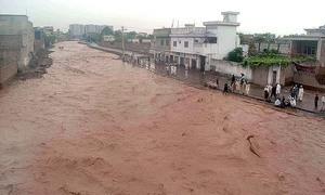 مون سون بارشوں سے ہلاکتوں کی تعداد 81 ہوگئی