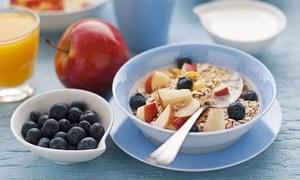 موٹاپے سے بچاؤ کیلئے اچھا ناشتہ ضروری