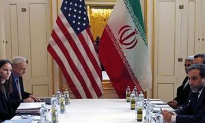 The US and Iran are heading toward crisis