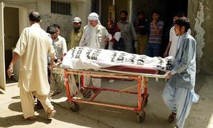 Factory sealed in Karachi as four die of inhaling toxic fumes