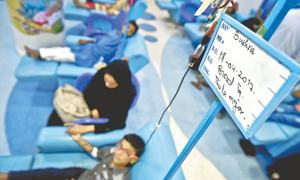 Lack of blood donation culture in country puts lives at risk