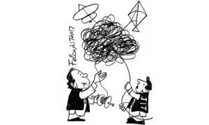 Cartoon: 21 July, 2017