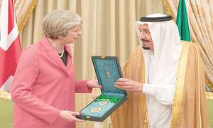 Victims of terror surely understand May's deafening silence on how it's funded