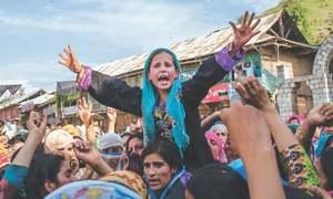 Indian troops shoot protester dead in held Kashmir