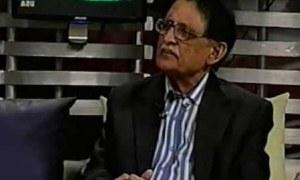 ممتاز شاعر حسن اکبر کمال انتقال کرگئے