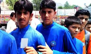 How is the govt helping students from Afghanistan attend school in Pakistan?