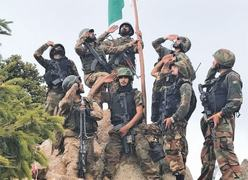 Army captures strategic mountain top in Rajgal
