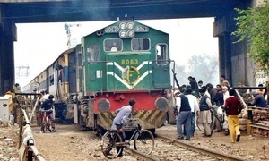 Railways operations resume after remaining suspended overnight