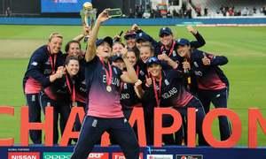 انگلینڈ ہاری بازی جیت کر نیا عالمی چیمپیئن بن گیا