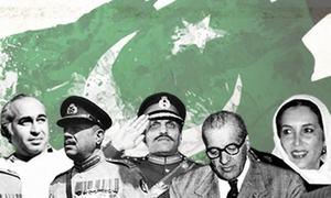 Who was Pakistan's best ruler? Take the survey