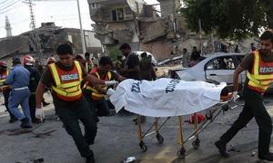 26 killed in blast near Lahore's Ferozepur Road