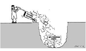 Cartoon: 25 July, 2017