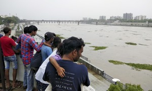 Monsoon rains wreak havoc in India, killing 16