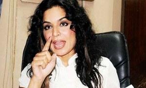 کیا میرا، عمران خان کے مدمقابل الیکشن لڑیں گی؟