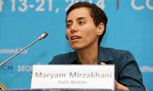 Why Iranian math genius Maryam Mirzakhani can be an inspiration for Pakistani women