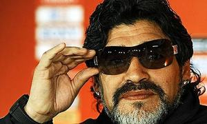Maradona backs use of video tech in football