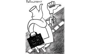 Cartoon: 27 July, 2017